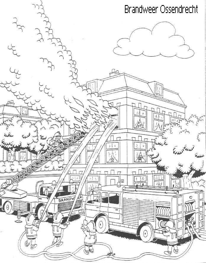 Brandweer Ossendrecht Kidscorner